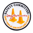 Safety Commitee Patch