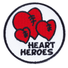 heart heroes patches