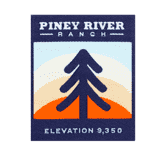 Piney River Ranch Woven Patch