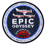 EPIC Odyssey Woven Patch
