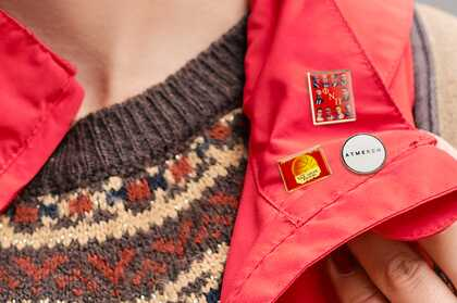 Silk Screen Pins