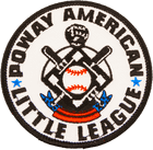 Ponway-American-Little-League-Sports-Patch