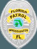 Florida-Patrol-Investigator-Badge-Patch