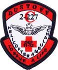 Dustoff-Helicopter-Ambulance-patch