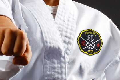 Martial Arts Patches