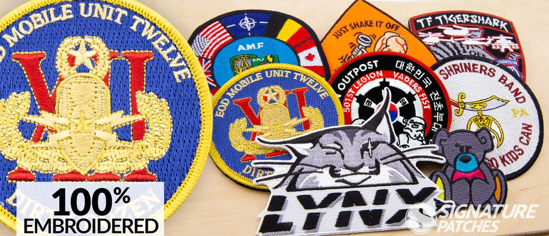 signaturepatches-100-percent-embroidered