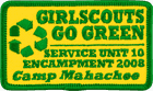 Girl Scouts Go Green