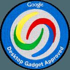 Google Desktop Gadget Approved