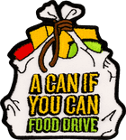 A Can If You Can Food Drive